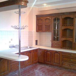 Классическая большая кухня KK-446