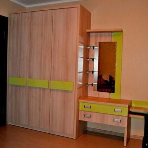 Встроенная мебель для прихожей VMP-465
