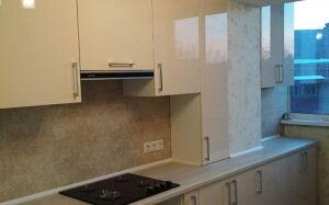 Встроенная кухня из эмали KE-469