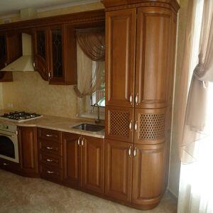 Рамочная кухня из дерева RKD-043