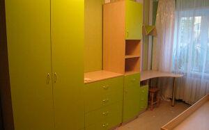 Яркая детская модульная мебель DMM-167