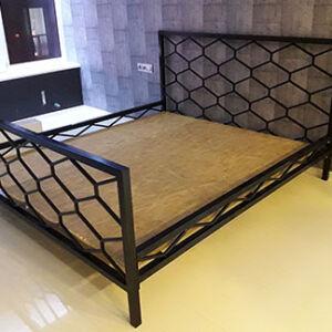 Оригинальная кровать для спальной комнаты KS-409