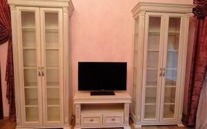 Красивый шкаф для спальной комнаты SHS-279