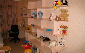 Функциональная стенка в детскую комнату SD-169