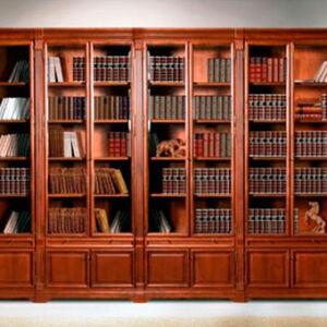 Классическая библиотека в офис BO-160