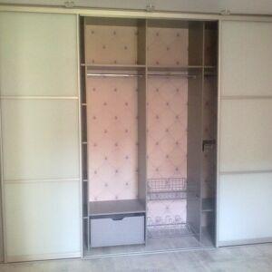 Комбинированный шкаф в спальню SHS-280