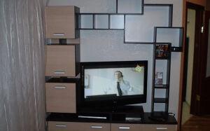 Современная корпусная гостиная SKG-080