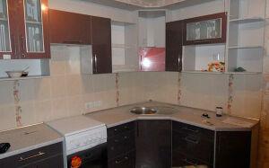 Компактная модульная кухня MK-349