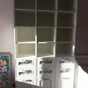 Компактная стенка в детскую комнату SD-406