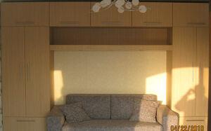 Встроенная мебель в гостиную VMG-462