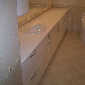 Дизайнерская мебель в ванную DMV-061