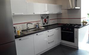 Модульная глянцевая кухня GK-465