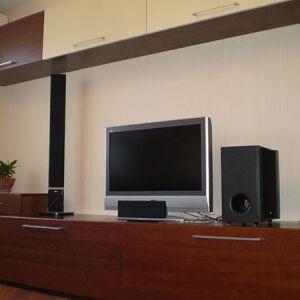 Гостиная в современном стиле GSS-077