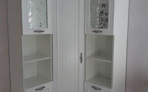 Белая стенка для детской комнаты SD-412