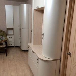 Закругленная модульная мебель в гостиную MMG-387