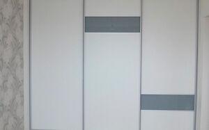 Встроенный трехдверный шкаф-купе VSHK-423