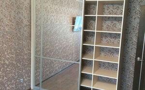Функциональный зеркальный шкаф-купе SHKZ-369