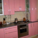 Кухня из эмали