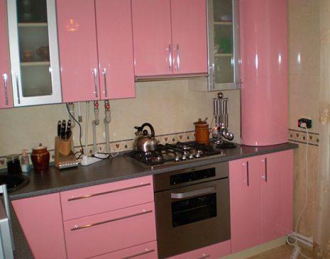 Кухня из эмали KE-034