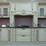 Дизайнерская кухня в классическом стиле