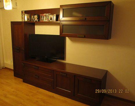 Темная современная мебель TSM-081