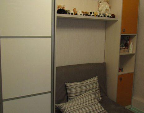 Цветная детская модульная мебель DMM-085