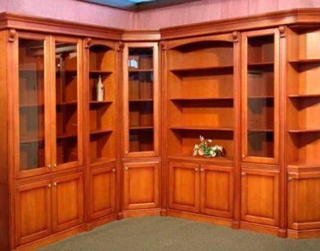 Классическая библиотека в офис BO-156
