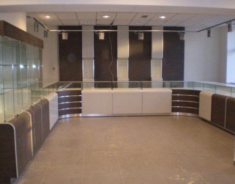 Стильная мебель для магазина MM-163