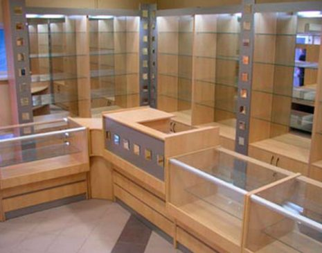 Стильная мебель в магазин MM-166