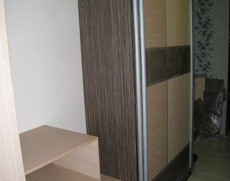 Компактный шкаф-купе в прихожую SHKP-185