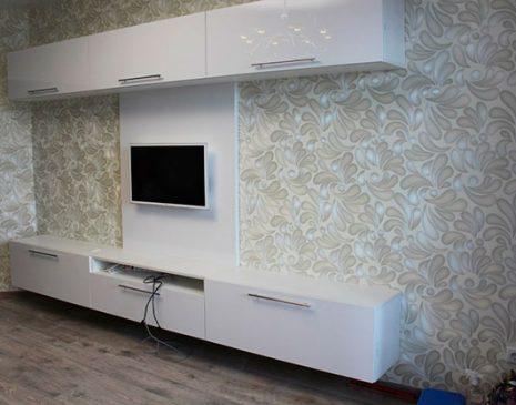Светлая гостиная в современном стиле GS-254