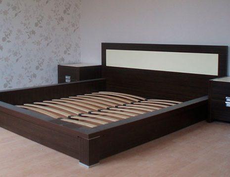 Лаконичная кровать для спальной комнаты KS-268