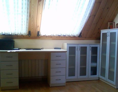 Модульная мебель для детской комнаты DMM-297