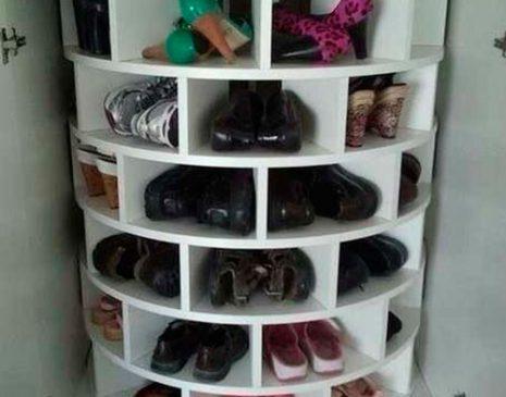 Компактная обувница OP-305