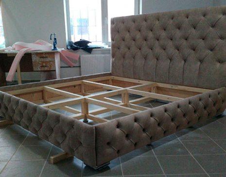Кровать в спальную комнату KS-485