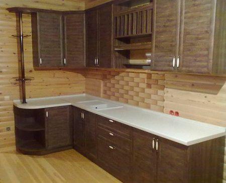 Кухня в классическом исполнении KK-445